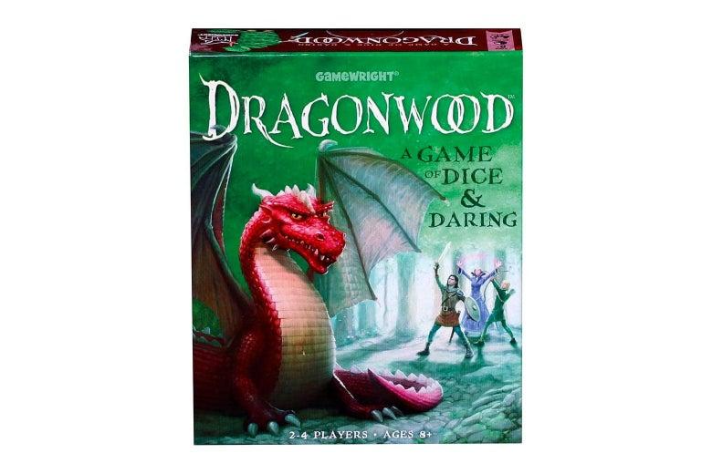 Box of Dragonwood.