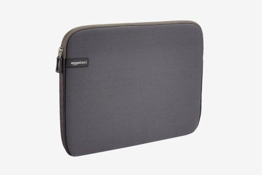 AmazonBasics 13.3-Inch Laptop Sleeve.