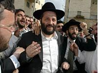 Aryeh Deri. Click image to expand.