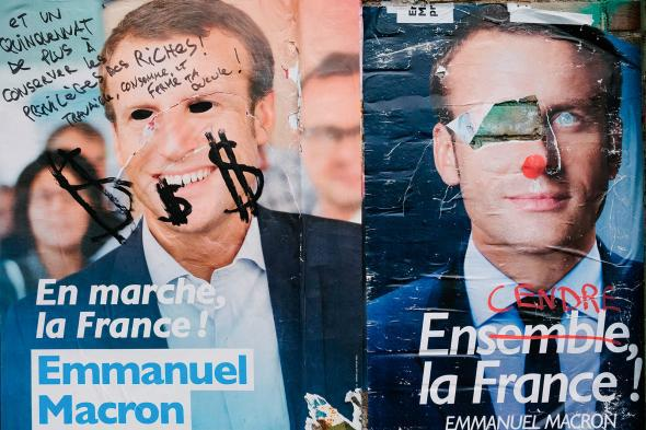 Four Reasons Not To Be Cheered By Emmanuel Macron S Defeat Of Marine Le Pen