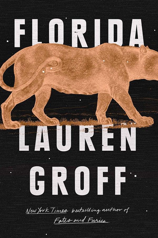Florida Lauren Groff book cover.