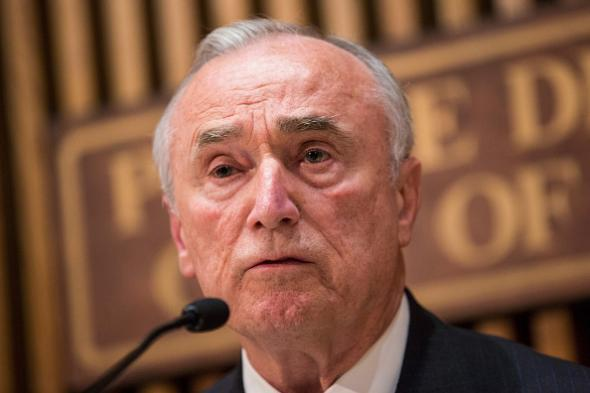 Bill Bratton press conference