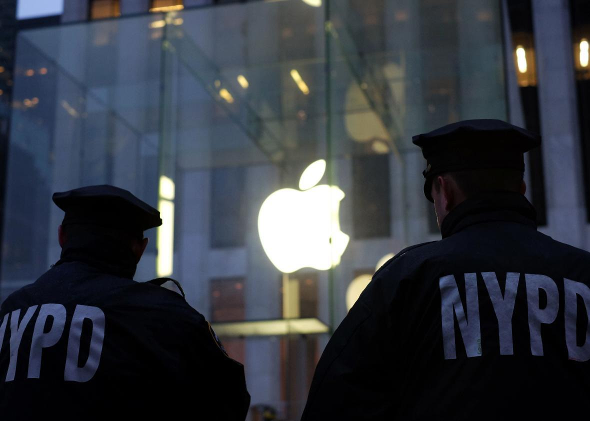 The new iPhone update will help prevent cops from searching your