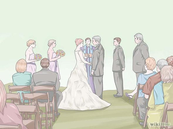 bdcbbaea7a48 How to stop a wedding  Two methods.