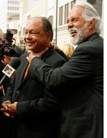 Cheech Marin and Tommy Chong. Click image to expand.