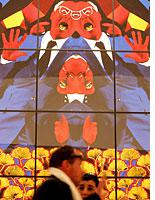 An opera by British artists Gilbert and George Click image to expand.