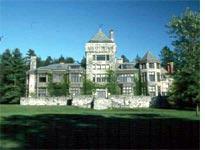 The Yaddo mansion
