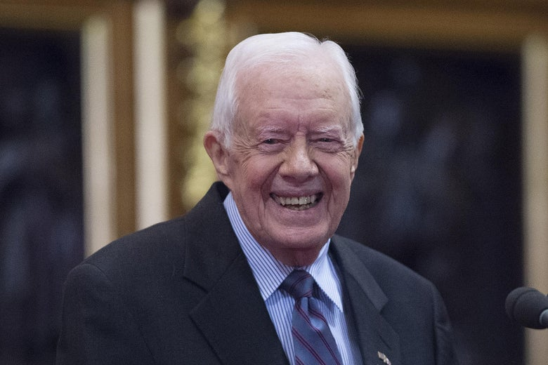 The Angle: How President Jimmy Carter Diversified America's Court Benches