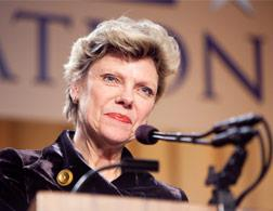 Cokie Roberts. Click image to expand.