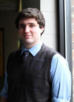Author Anthony DeSantis.