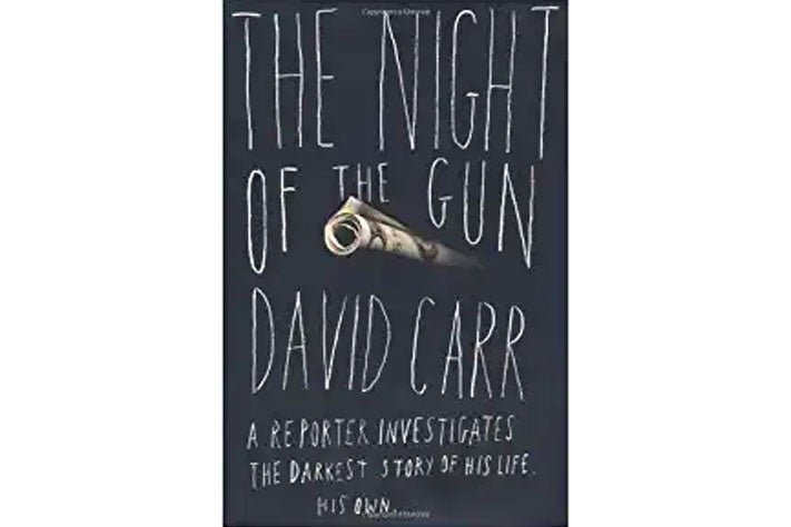 The Night of the Gun book cover.