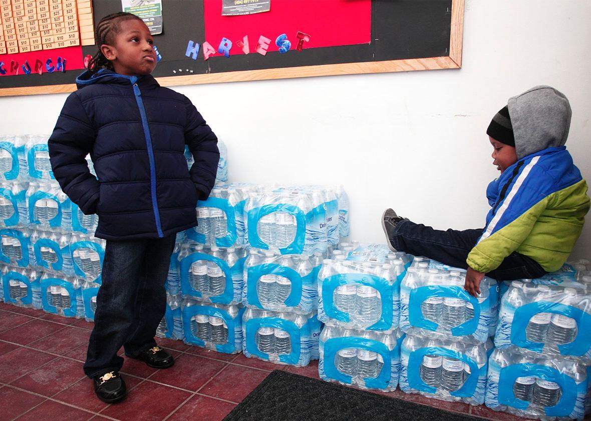 Flint fund.