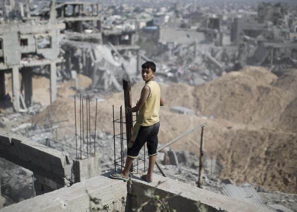 Gaza.