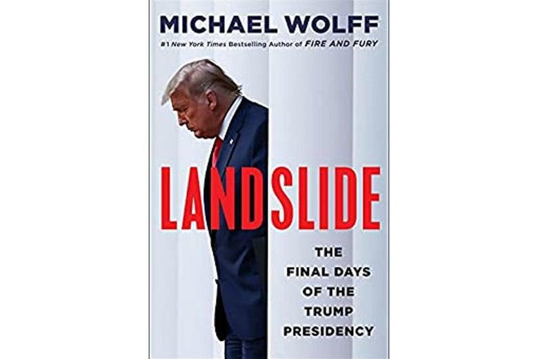 The cover of Landslide.