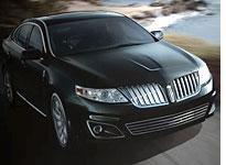 2009 Lincoln MKS.
