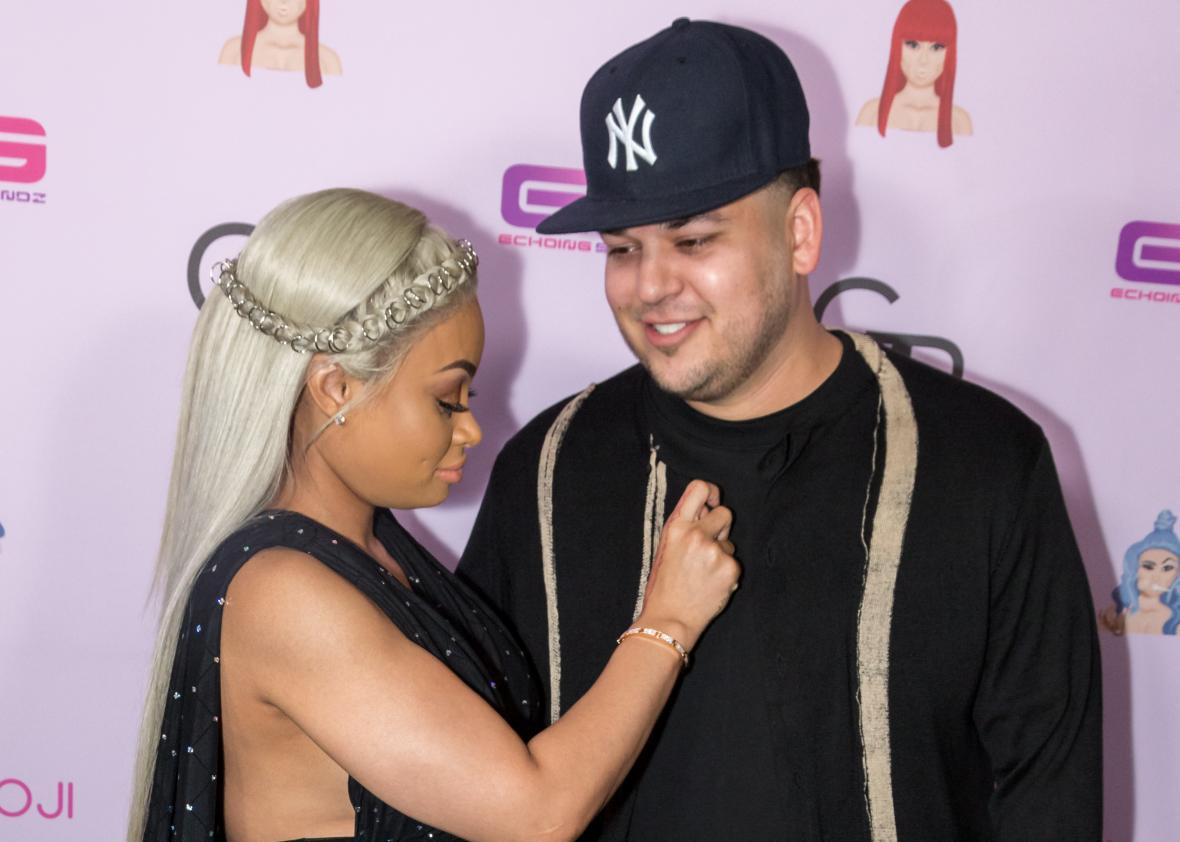 picture Blac Chyna Shuts Down Body-Shamers Who Accused Her of LookingPregnant