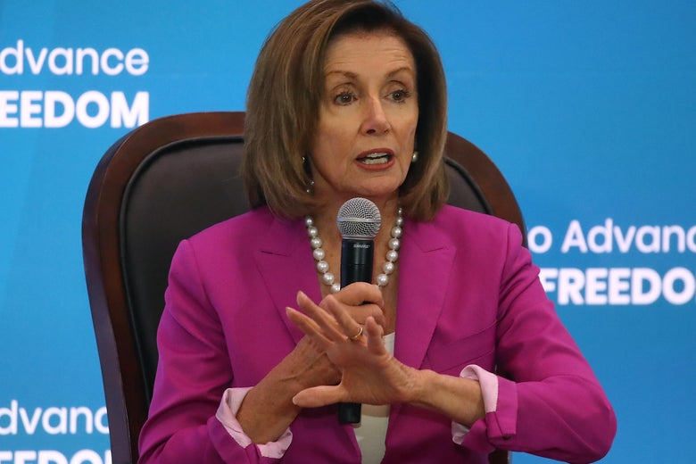 House Votes to Condemn Trump's Racist Tweets, but Not Before Pelosi's Words Spark Chaos