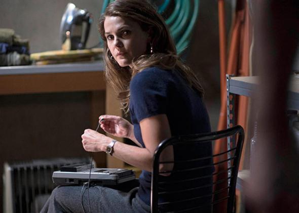 Keri Russell as Elizabeth Jennings in The Americans