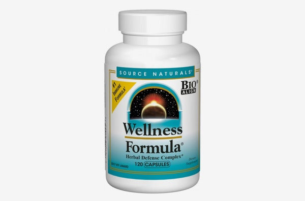 Source Naturals Wellness Formula.