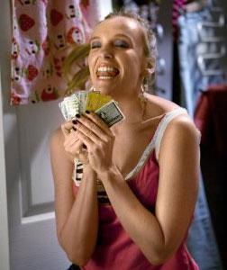 Toni Collette in The United States of Tara.