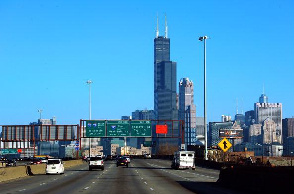 I-90 Chicago