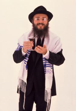 A Rabbi.