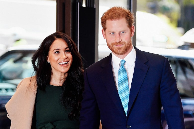 It's About Time the Duke and Duchess of Sussex Escape