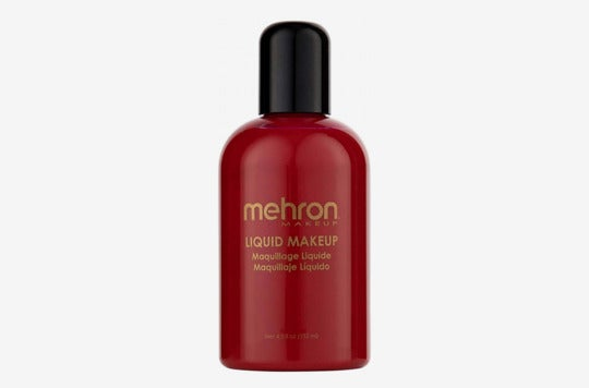 Mehron Liquid Makeup.