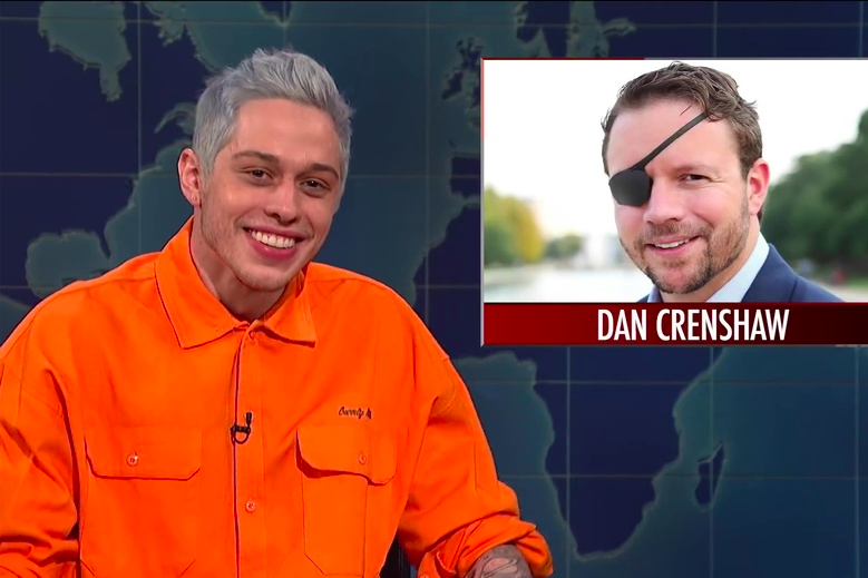 Pete Davidson on Saturday Night Live