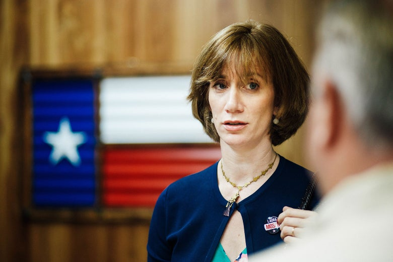 Laura Moser, opposed by DCCC, loses Texas runoff to Lizzie Pannill Fletcher.