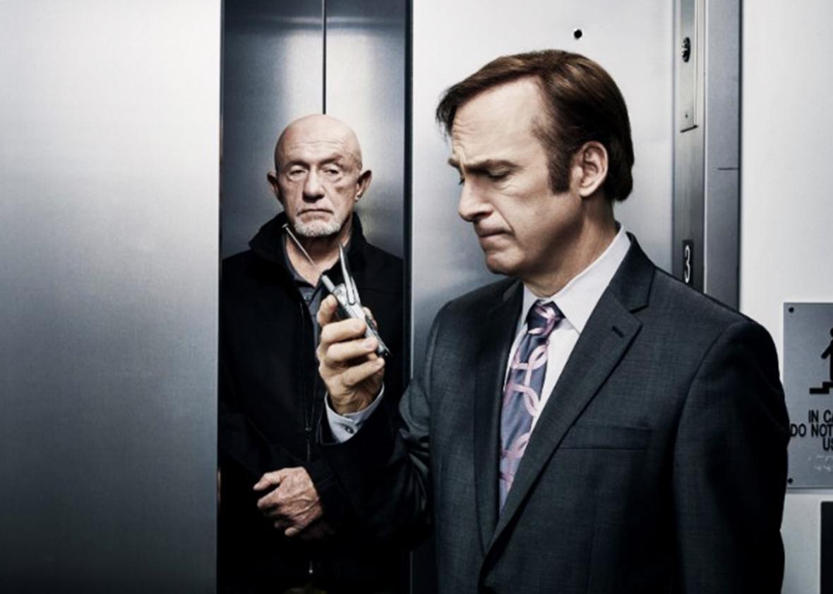 Better Call Saul season 2.