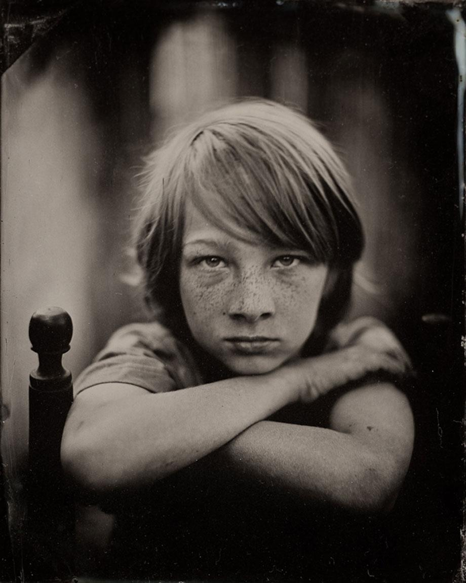 Harry Taylor's Tintypes