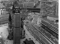 Reconstructed West Berlin, 1966          Click image to expand.
