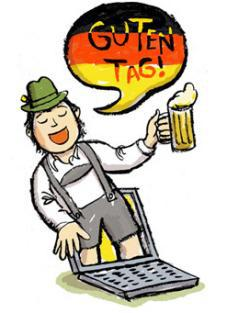 Learning German Online for Free: the amazing courses by