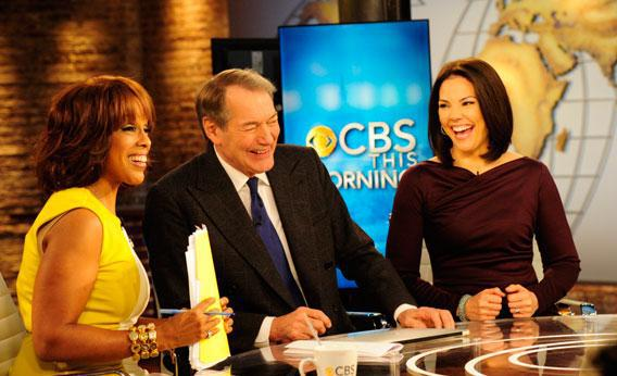 'CBS This Morning' with Charlie Rose, Gayle King and Erica Hill
