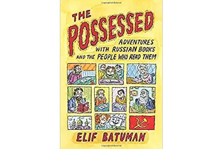 The Possessed book cover.