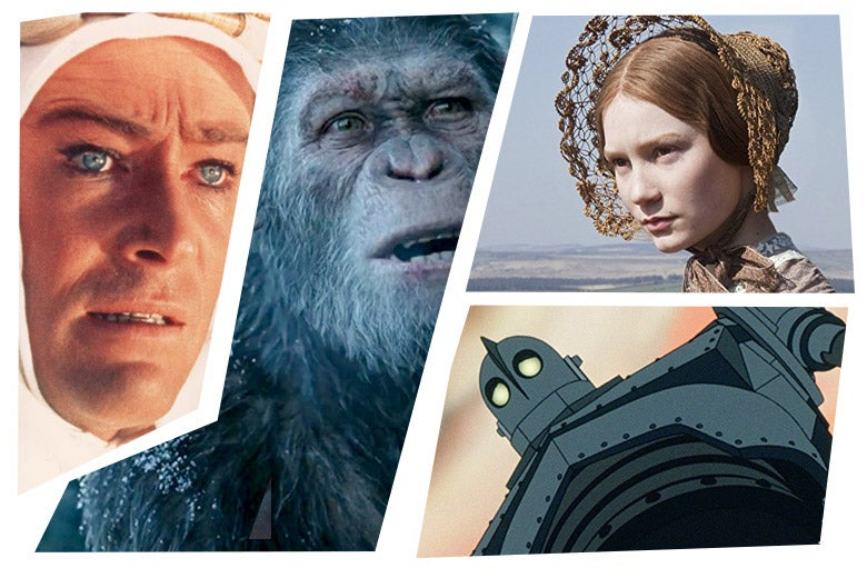 Lawrence of Arabia, The Iron Giant, War for the Planet of the Apes, and Jane Eyre are just a few of the great movies coming to streaming in April.