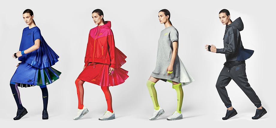 NikeLab and Sacai collaboration: The sportswear collection