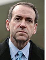 Going to Memphis: Gov. Mike Huckabee         Click image to expand.