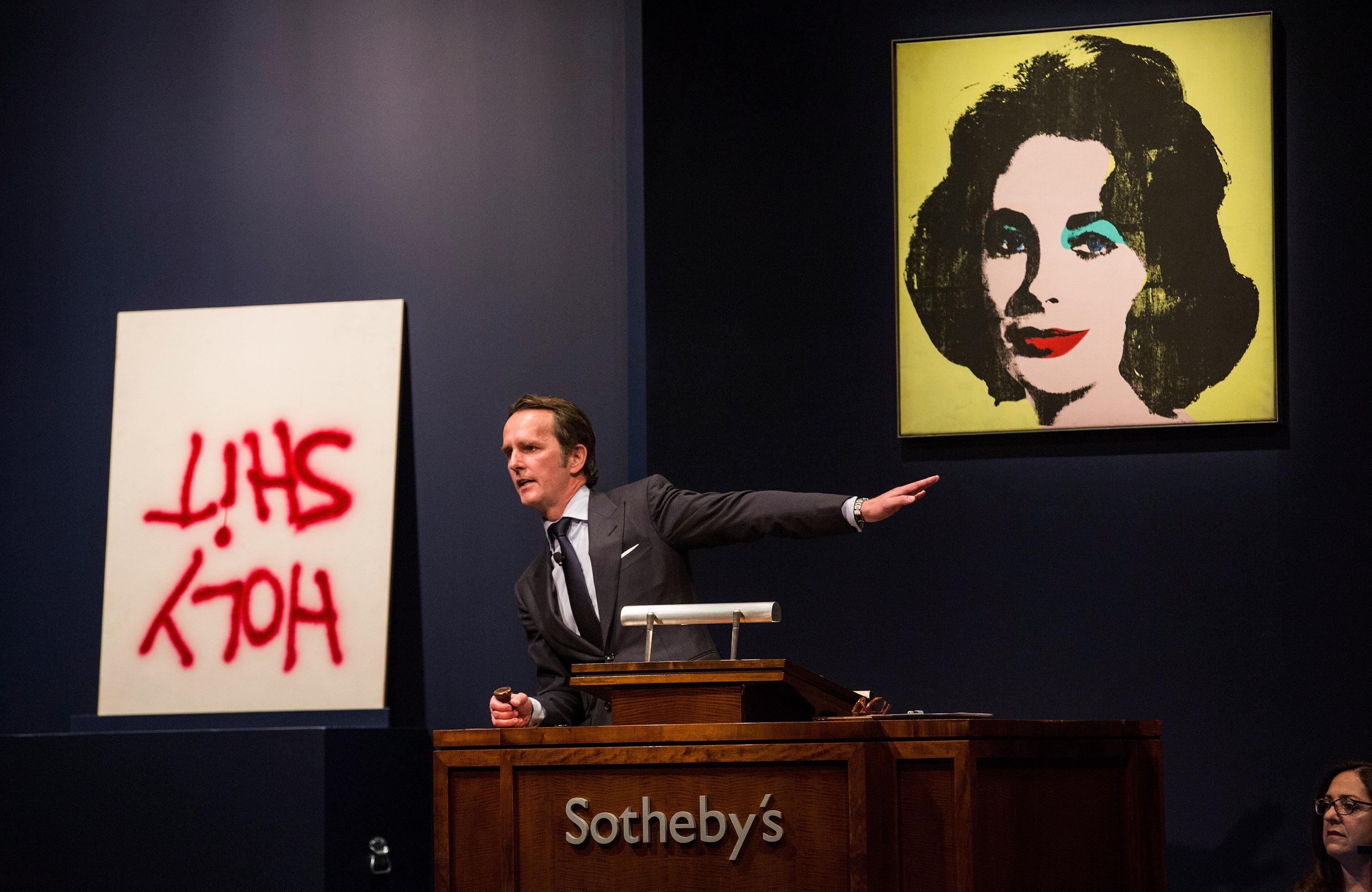sothebys christies auction house scandal - HD3000×1950