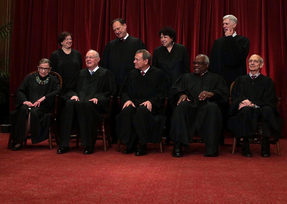 U.S. Supreme Court Justices