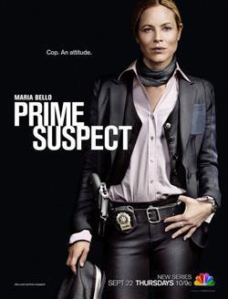 Prime Suspect Poster.