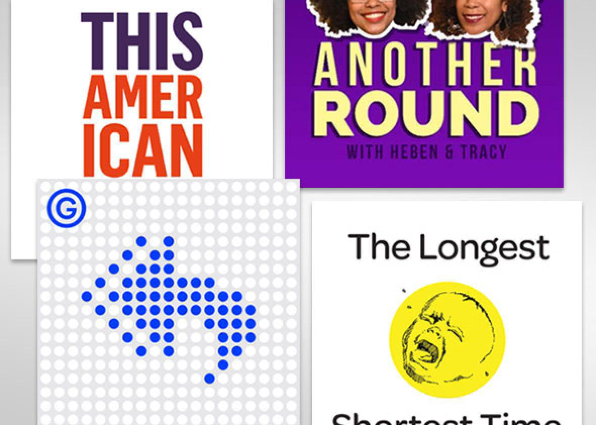 Reply All, Another Round, and RadioLab: Best podcasts of 2015
