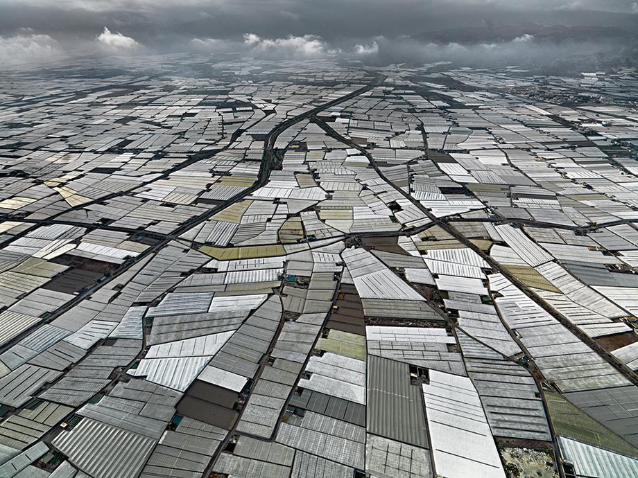Greenhouses, Almira Peninsula, Spain 2010