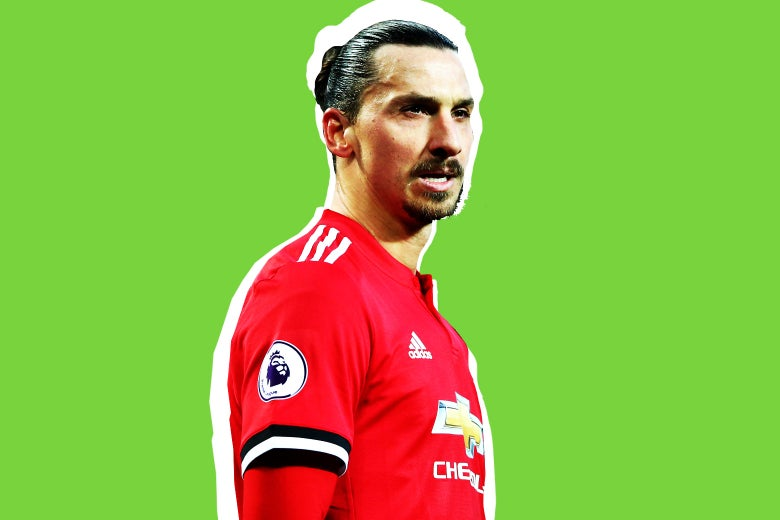 best sneakers e4e8a d7a21 Can America contain Zlatan Ibrahimovic's massive ego?