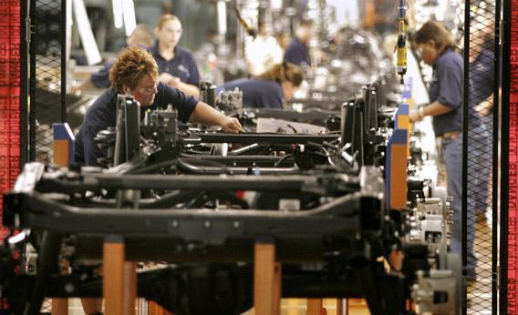 Jeep Wrangler Built In Toledo Assembly Plant.
