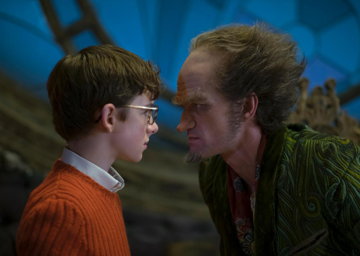 A Series of Unfortunate Events could be the model for future Netflix shows to follow.