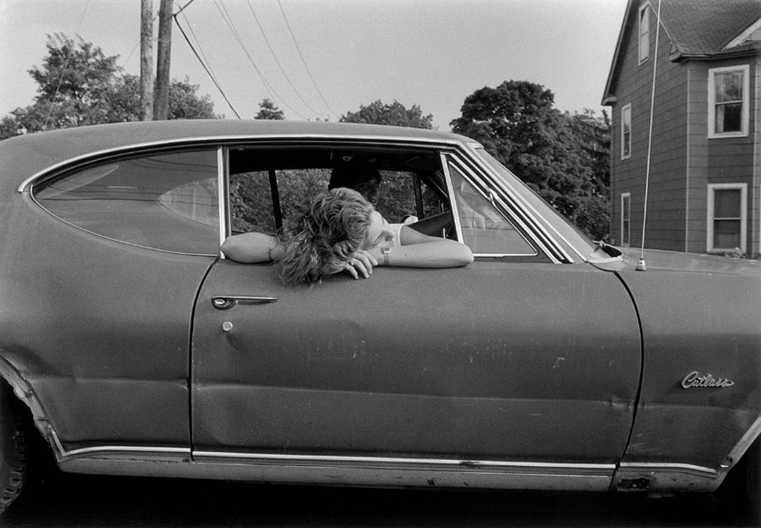 Shelton, Connecticut 1985.