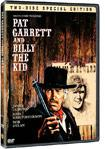 Pat Garrett and Billy the Kid DVD cover