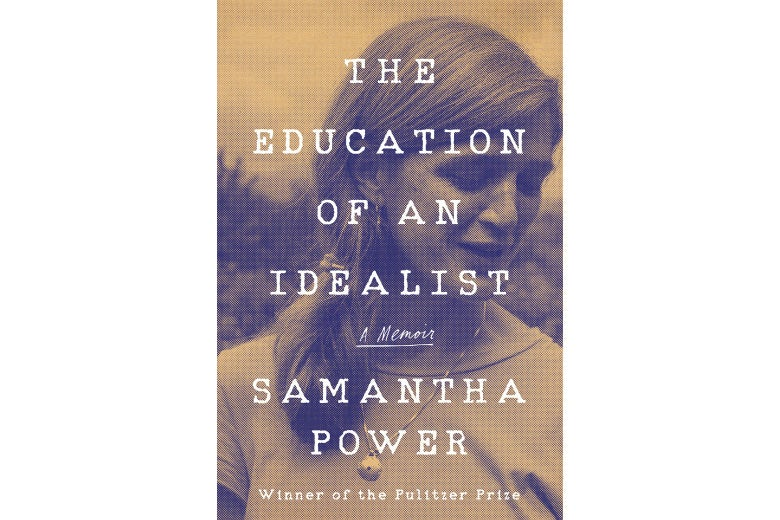 The Education of an Idealist book cover.